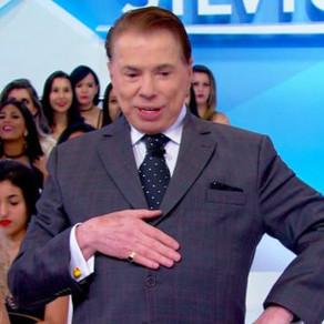 O que são as manchas escuras nas mãos de Silvio Santos: entenda a púrpura senil