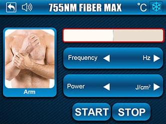 755nm FIBER MAX