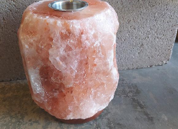 Roca de sal hornillo para esencia