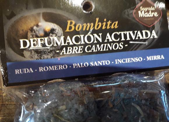 Bomba activada abrecaminos