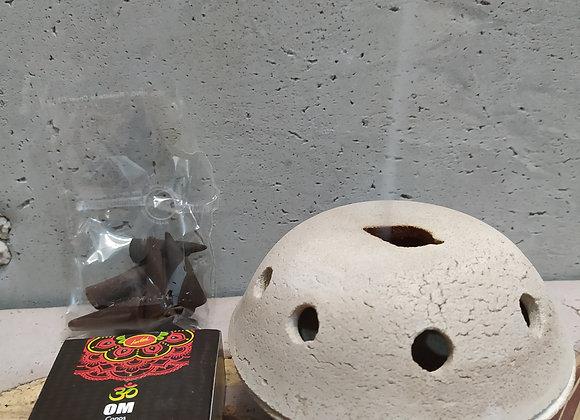 Defumador quemador Agus
