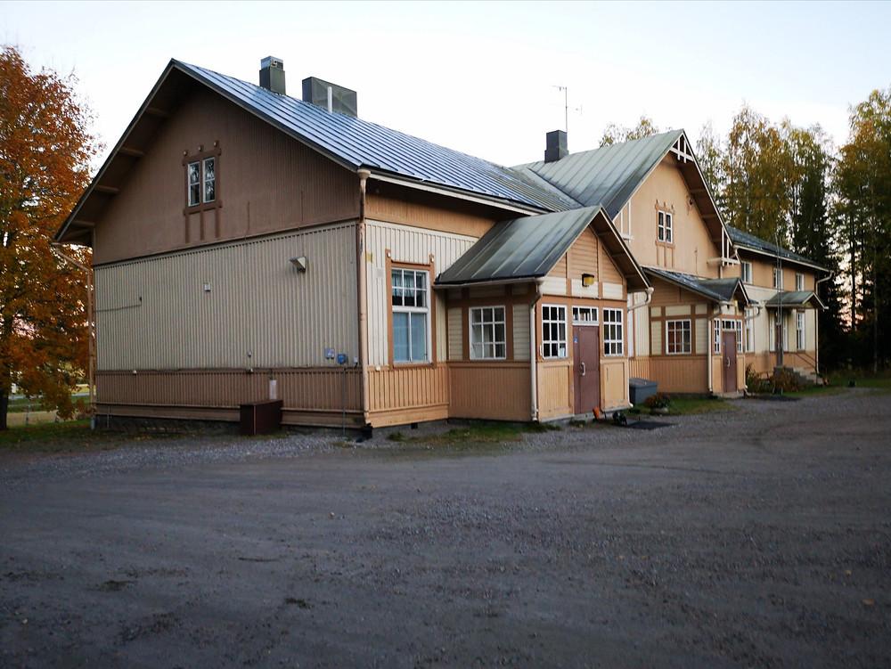 Keskikylän koulu