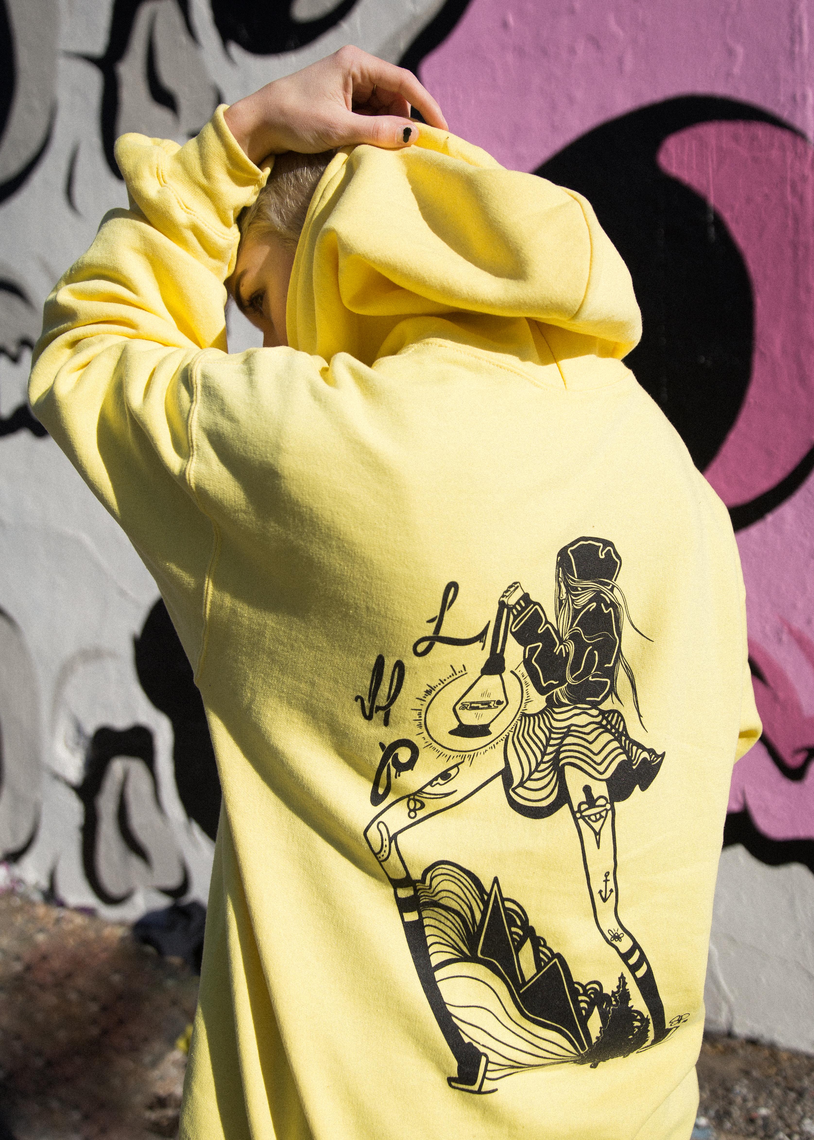 LHP OG hoodie