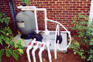 PVC plumbing parts