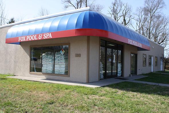 Fox Pool & Spa Retail Store