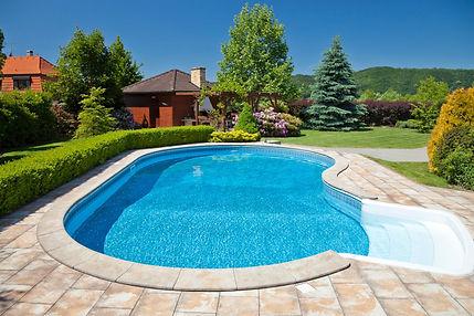 Vinyl Liner swimming pool