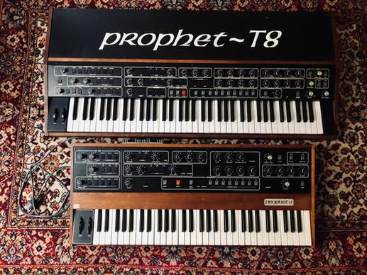 Sequential Circuits - Prophet T8 & Prophet 5