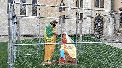 Jesus in a Cage.jpg