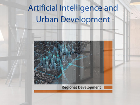 Pilsen's Digital Twin Features in New European Commission Study on AI and Urban Development