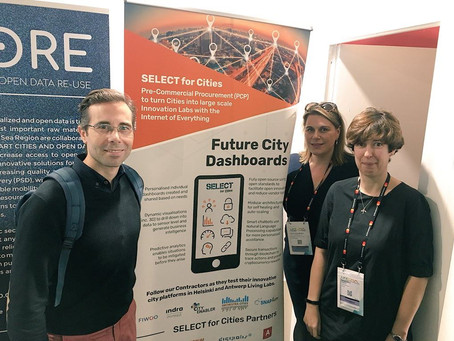The Convergence of Select for Cities Vision and Reality at SCEWC18