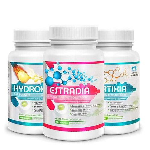 Trio minceur Nova Pharma