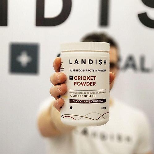 Landish poudre de cricket