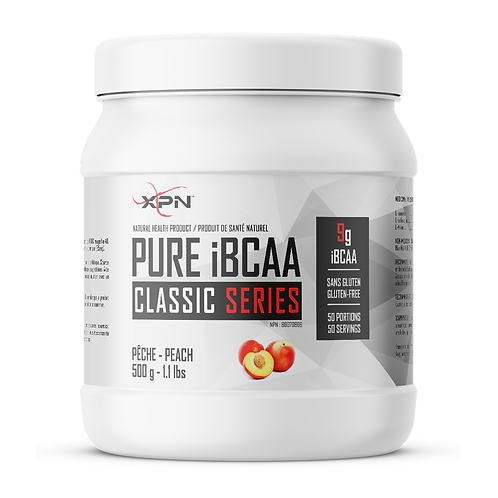 XPN Pure iBCAA 500g