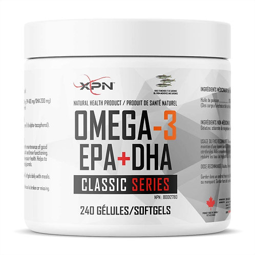 XPN Omega-3 240 gélules