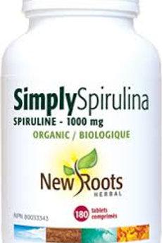 New Roots Spiruline