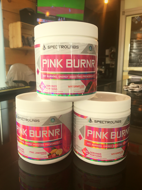 SpectroLabs Pink Burnr