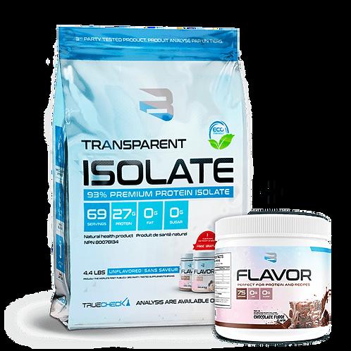 Believe Isolate 4.4lbs