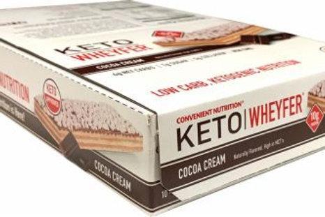 Boîte de barres Keto Wheyfer (12)