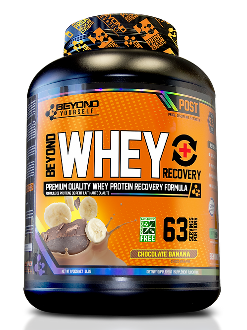 Beyond Whey Protein