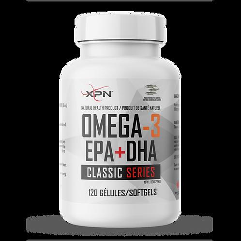 XPN Omega-3 120 gélules