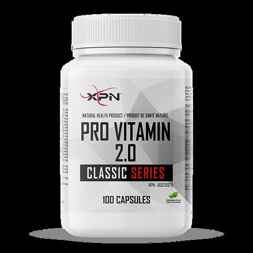 XPN Pro Vitamins 2.0