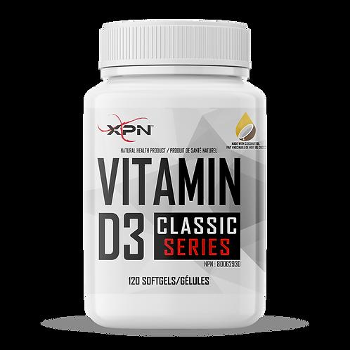 XPN Vitamin D3 (gélules)
