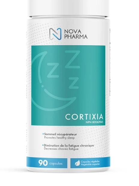 Nova Pharma Cortixia 90 caps