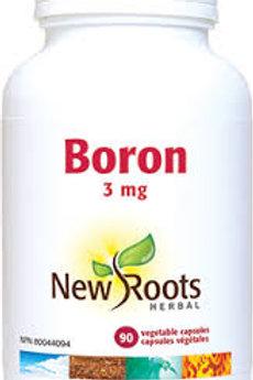 New Roots Boron 3mg