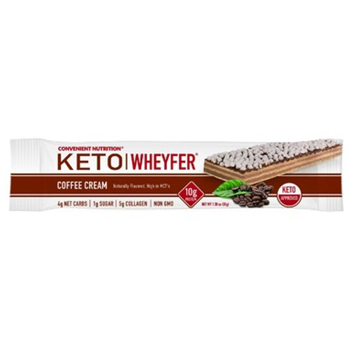 Barres Keto Wheyfer (individuelle)