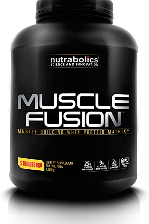 Nutrabolics Muscle Fusion 4lbs