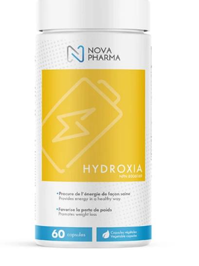 Nova Pharma Hydroxia 60 caps
