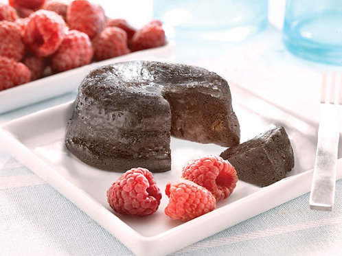 Inovacure Gâteau fondant au chocolat
