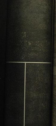 Black Slate Tile Vinyl (2.55m x 4m)