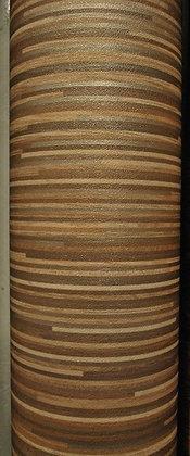 Brown Stripe Vinyl (2m x 1.95m)