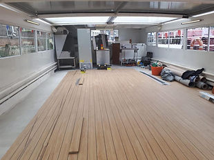 Commercial Flooring York - City Cruises