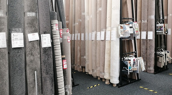 York discount carpet warehouse with remnants and roll ends