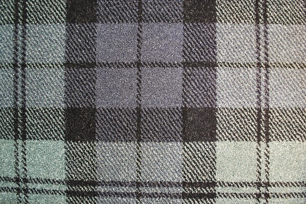 The Plaid Collection - Green Blue BLKW17