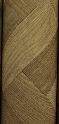 Grey Herringbone Plank Vinyl (2.04m x 4m)