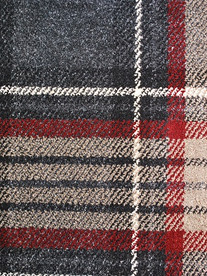 The Plaid Collection - Charcoal ZAS25