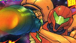 Incoming Scan Data: The Metroid Manga Universe