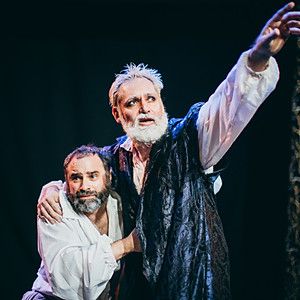 King Lear Photos by Robert Michael Evans