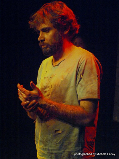 Macbeth Macbeth Seoul Shakespeare Company  Photo by Michele Farley 2011