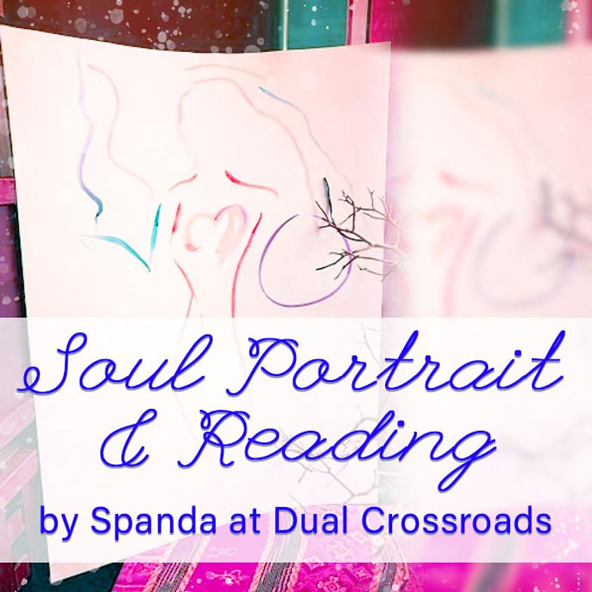 Soul Portraits & Readings with Spanda Makt