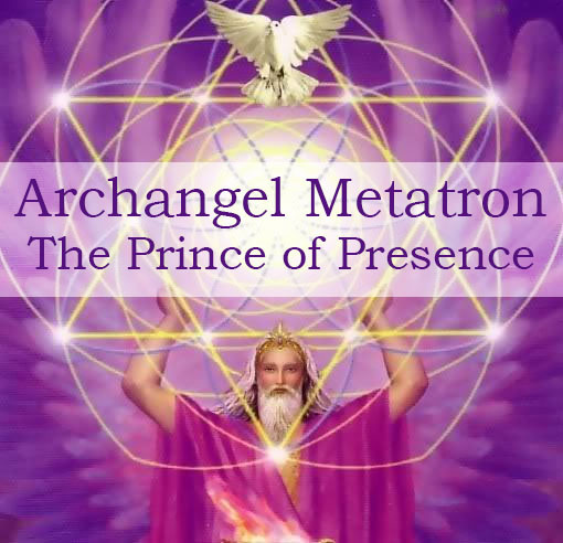 Metatron, the Prince of Presence