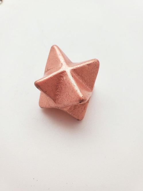 """1"""" Copper Merkaba"""
