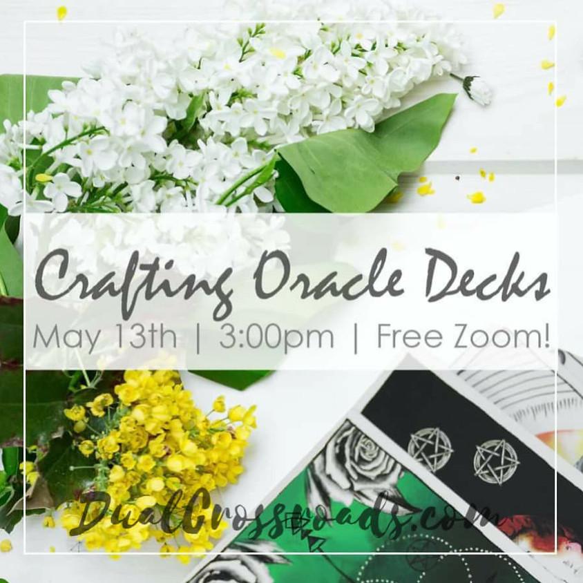 Crafting Oracle Decks