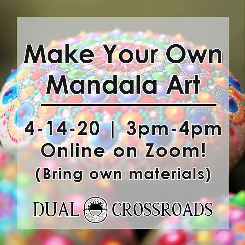 Make Your Own Mandala Wood Art