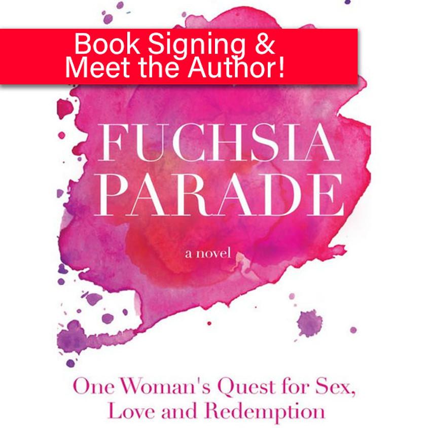 Fuchsia Parade Book Signing