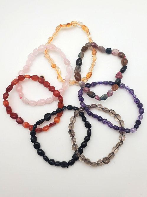 Crystal Bracelets - Nugget