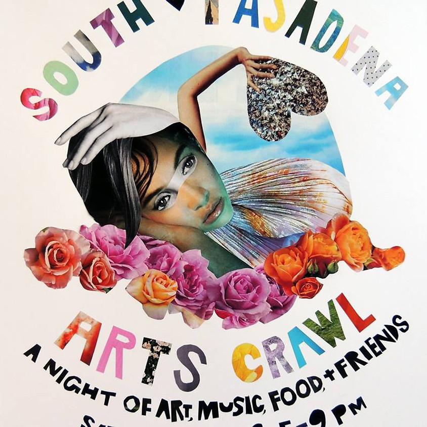 South Pasadena Winter Arts Crawl